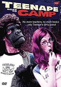 NEW Teenape Goes To Camp (DVD)