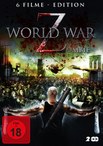 World War Zombie Limited Edition (2 Disc Set) (6 Filme Edition)