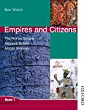 img - for Empires and Citizens Pupil Book 1 (Bk.1) book / textbook / text book