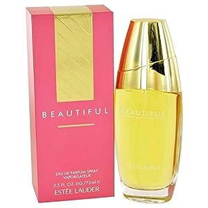 Cheapest BEAUTIFUL by Estee Lauder Women's Eau De Parfum Spray 2.5 oz - 100% Authentic by Estee Lauder - Free Shipping Available