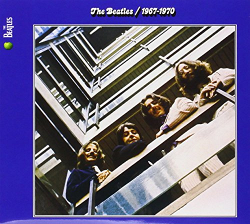 Beatles - 1967-1970 (Blue Album) Remaster 2010  Cd1 - Zortam Music