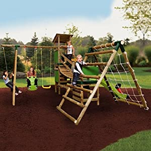 Little Tikes Marlow Swing and Slide System