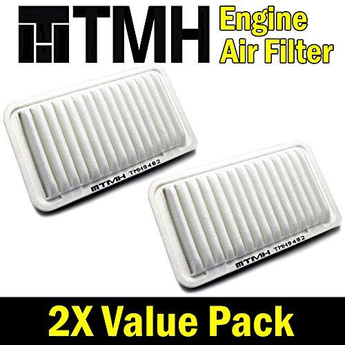 ( Pack of 2 ) TMH® TMH9482 GP482 ( CA9482 ) Premium Rigid EXtra Guard Panel Engine Air Filter