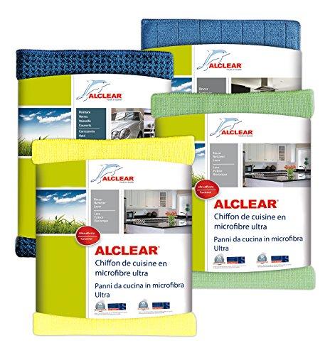 alclear-961000-set-per-pulizia-da-cucina-panno-in-microfibra-ultra-820901-asciugatura-perfetta-dimen