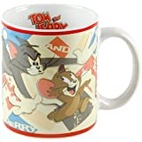 Tom and Jerry Mug, Officially Licensed Hanna-Barbera Boxed
