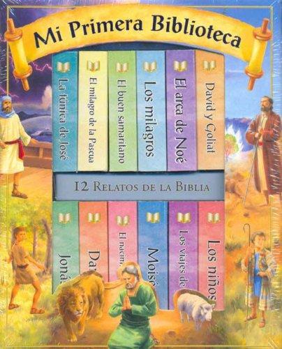Mi Primera Biblioteca 12 Relatos De La Biblia