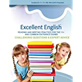 Excellent English: 11+ and 13+ English Reading and Writing Practiceby Victoria Olubi