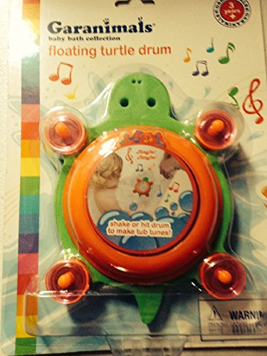 Garanimals Floating Turtle Drum