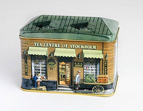 北欧紅茶  セーデルブレンドのスモールハウス缶