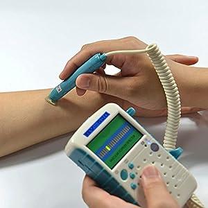 8MhzProbe Blood Flow Rate Detector Vascular Doppler