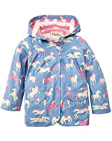 Hatley Girls Hearts and Horses Raincoat