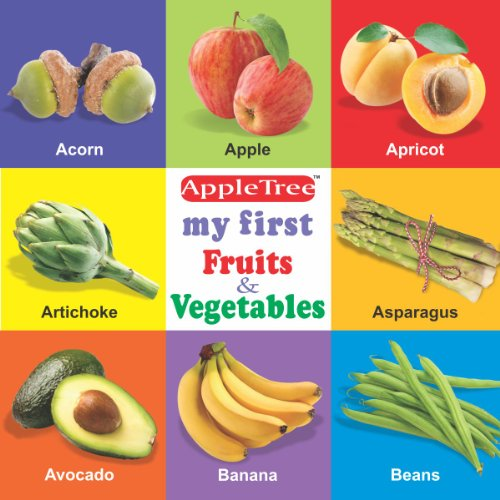 My First Fruits and Vegetables (Classic Picture Books Book 11) (Fruits And Vegetables Pictures compare prices)