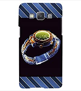 ColourCraft Beautiful Watch Design Back Case Cover for SAMSUNG GALAXY A5 A500F