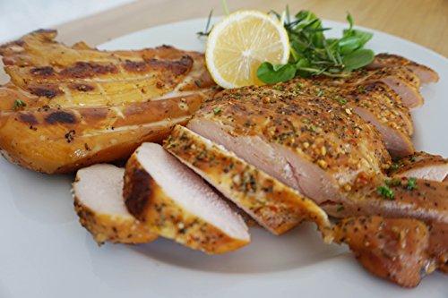 【特大ハーブチキン】胸スモークチキン5袋・1,5kg(1袋約300〜400g)調理不要、糖質ゼロ、国産ジューシーむね肉