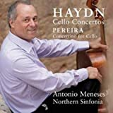 img - for CELLO CONCERTS / ANTONIO Meneses, Northern Sinfonia by JOSEPH HAYDN/ CLOVIS PEREIRA [Korean Imported] (2010) book / textbook / text book