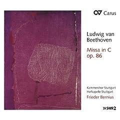 Beethoven: Mass in C major, Op. 86 - Cherubini: Sciant gentes