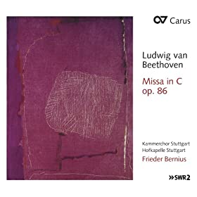 Beethoven: Mass in C major, Op. 86 - Cherubini: Sciant gentes