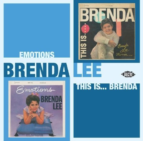 Brenda Lee - This Is Brenda & Emotions - Zortam Music