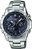 [カシオ]CASIO 腕時計 EDIFICE エディフィス タフソーラー 電波時計 MULTIBAND 6 EQW-T1010D-1AJF メンズ