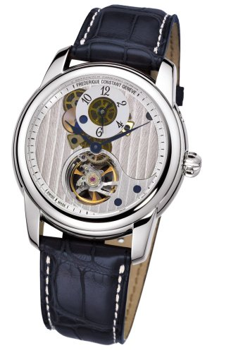 Frederique Constant Geneve Heart Beat GMT Manufacture FC-938CDG4H6 Automatic Watch for Him Manufactury calibre