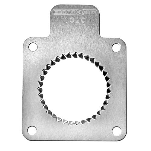 Econoaid 1020 Aluminum Throttle Body Spacer