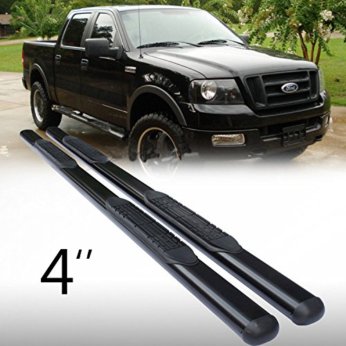 Audrfi Nerf Bar Fit Ford F150 Supercrew/Crew Cab 4