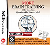 GIOCO DS MORE BRAIN TRAIN