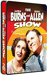George Burns & Gracie Allen Show - COLLECTOR'S EMBOSSED TIN - 2 DVD SET!