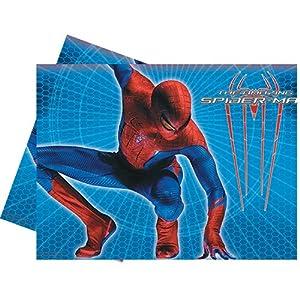 Amscan International Tablecover Amazing Spiderman