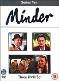 Minder: Series 10 (Box Set) [DVD]
