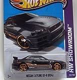 【ホットウィール 2013】#158 ニッサン スカイライン R34 GT-R ブラック 並行輸入品