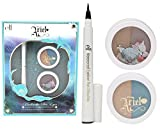 Disney Ariel Under the Sea Waterproof Eyeliner & Duo Eyeshadow Set By E.L.F.