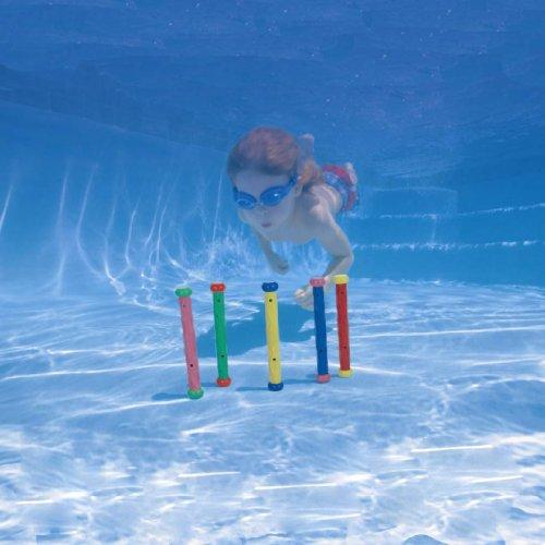 Intex Underwater 55504 - Tubos para jugar en el agua