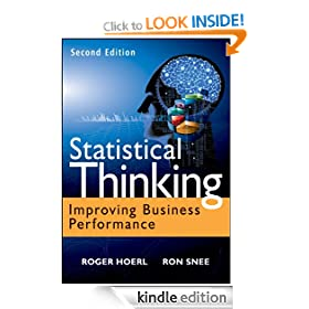 Statistical Thinking: Improving Business Performance (Wiley and SAS Business Series)