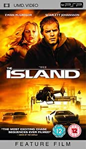 The Island [UMD Mini for PSP] [2005]