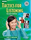Basic Tactics for Listening: Student Book with Audio CD (Tactics for Listening)