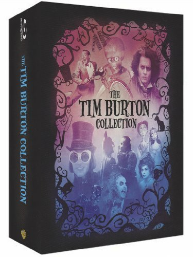 The Tim Burton collection (+libro) [Blu-ray] [IT Import]