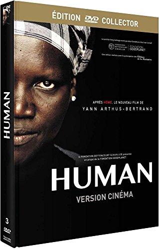 HUMAN Version Cinéma 3h11 + 5h30 de Bonus : Sur les traces de Human + 3 Making of + Livret 20 pages [Édition Collector Limitée] [Edizione: Francia]
