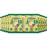 マルちゃん正麺 豚骨味 91g×10袋