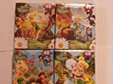 Disney Faries Shaped Puzzle (Set of 4)