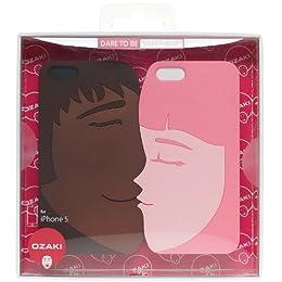 OZAKI iPhone 5s/5用ケース【2個セット】O!coat Lover+ for iPhone 5s/5 Sweetheart スウィートハート OC532SH