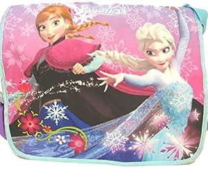 Disney Frozen Princess Elsa and Ann Messenger Bag by Disney