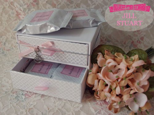JILLSTUART /ジルスチュアート バスタブレット8個セット 入浴剤 内祝い お返し ギフト ラッピング付き