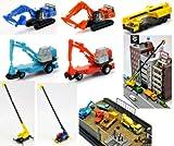 建設機械コレクションvol.2 Nゲージ 鉄道模型 ジオラマ ジオコレ 箱玩 トミーテック(ノーマル8種セット)