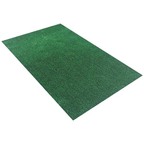 Rug Runner For Dogs: Synturfmats Green Artificial Grass Carpet Rug