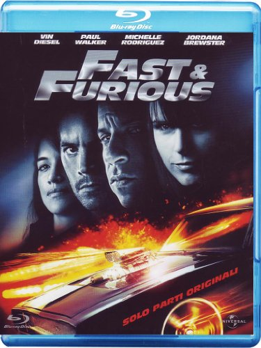 Fast & furious - Solo parti originali (+digital copy) [Blu-ray] [IT Import]