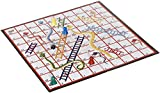 DIXON CARDBOARD Snakes And Ladders GAME WITH ludo coins