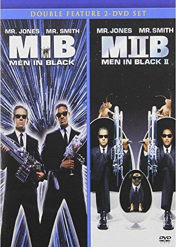 Men In Black/Men In Black II