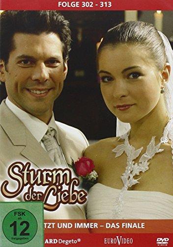 Sturm der Liebe - Folge 302-313: Für jetzt und immer - Das Finale [3 DVDs]