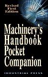 Machinerys Handbook Pocket Companion by Christopher J. McCauley (2012) Paperback